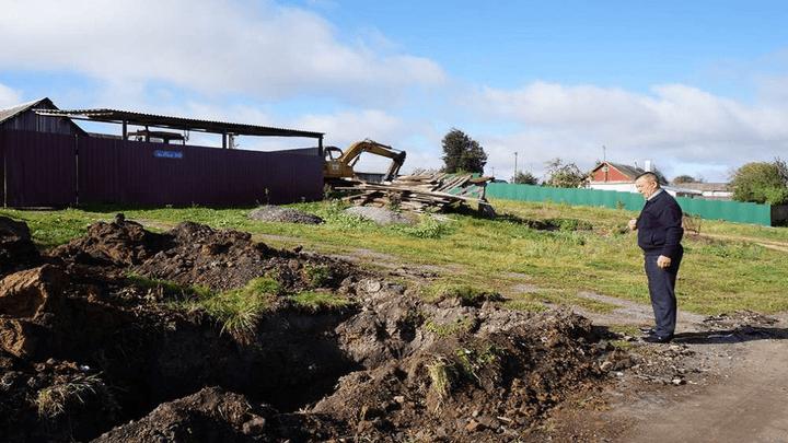 Чистая вода придет в дома жителей Богородицкого района