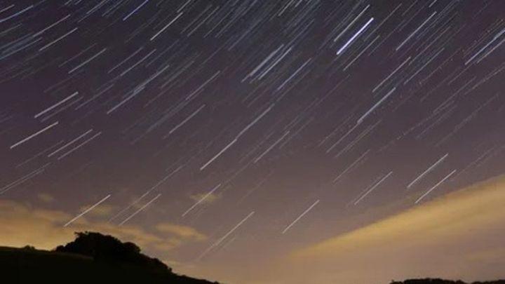 Над Тулой прошел звездопад от кометы Галлея