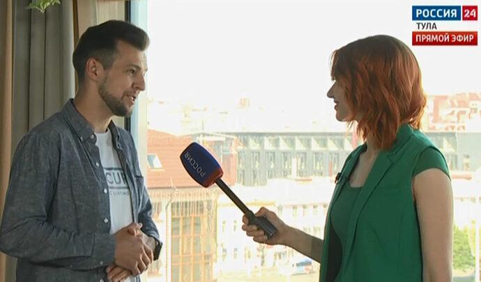 Интервью. Денис Ворошнин
