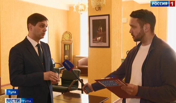 Интервью. Дмитрий Борискин