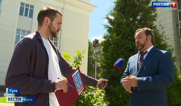 Интервью. Владимир Пылаев