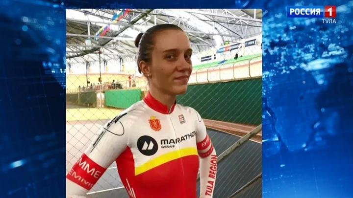 Велосипедистка Тамара Дронова стала чемпионкой России