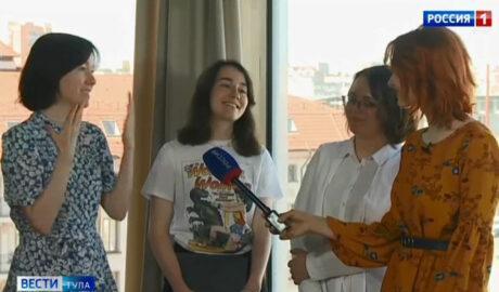 Интервью. Евгения Бабакаева, Светлана Чиркова, Мария Бурова