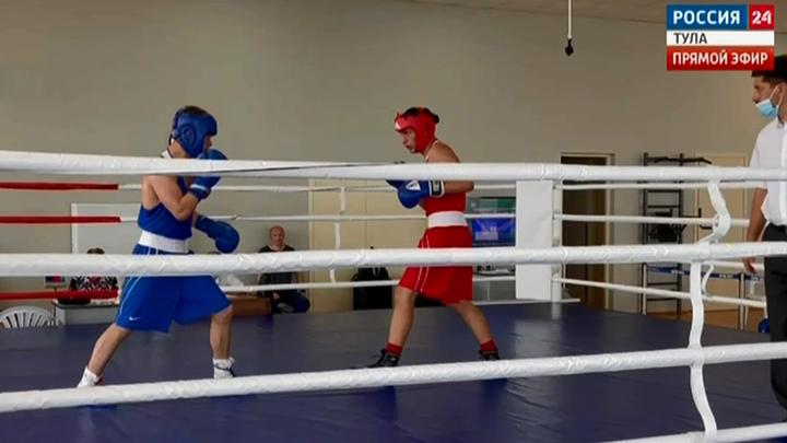 Тульский боксёр выиграл турнир в Кисловодске