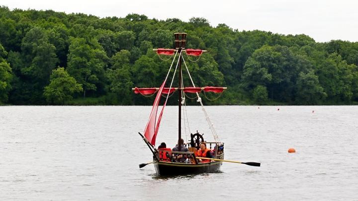 Открытие сезона навигации в Туле