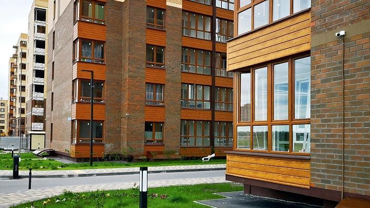 Жилой комплекс «Суворовский» в Туле
