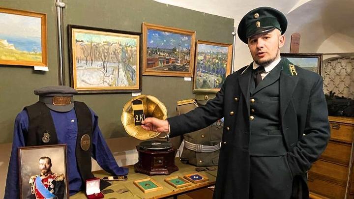 Венёв погрузился в эпоху Российской Империи
