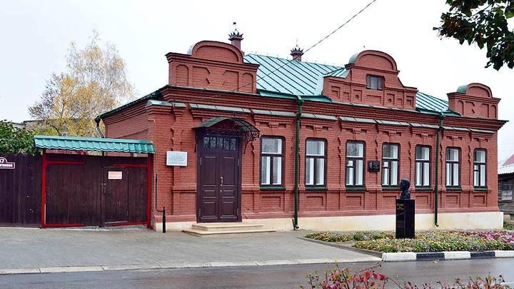 Дом-музей Ивана Бунина в Ефремове