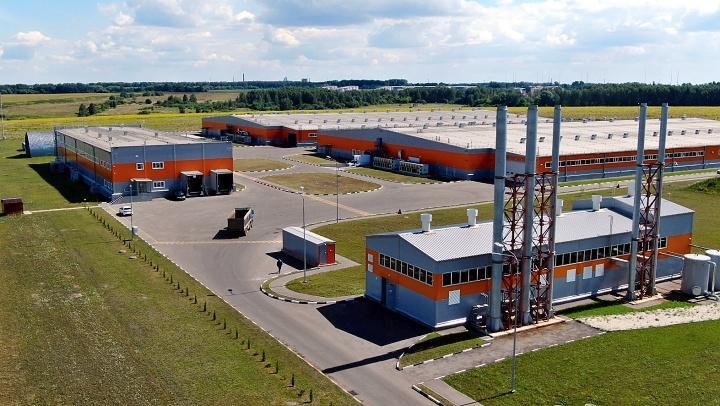 Завод Агрогриб в ОЭЗ Узловая
