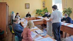 В Тульской духовной семинарии прошли итоговые экзамены