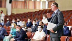 Заседание Градостроительно-земельного совета Тульской области