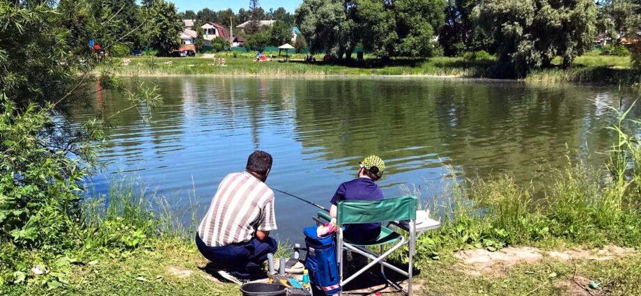 Фестиваль рыбалки в Узловском районе