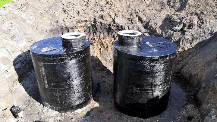 В посёлке Мостовской Щёкинского района продолжается ремонт водоснабжения в рамках регионального проекта «Чистая вода»