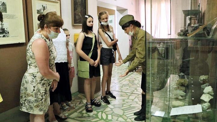 Новомосковцы прошли военно-исторический квест