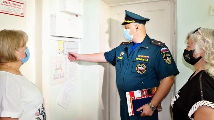 В Новомосковске началась приёмка школ