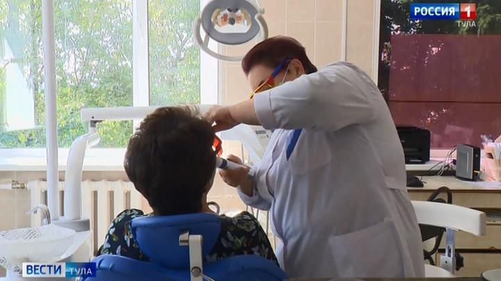 День пожилого человека туляки встретили на приеме у врача