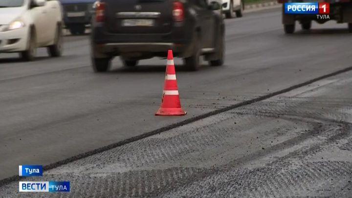 В какой стадии ремонт дорог на Октябрьской и Металлургов