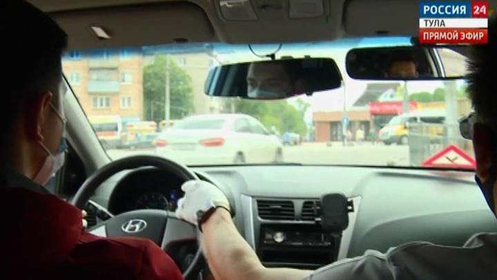 Тульских школьников могут начать обучать вождению