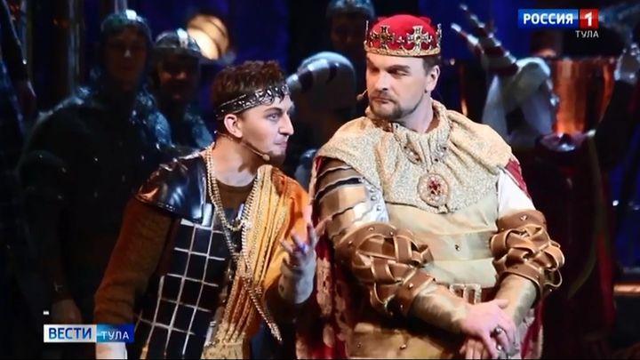 В Туле начались гастроли Белорусского музыкального театра