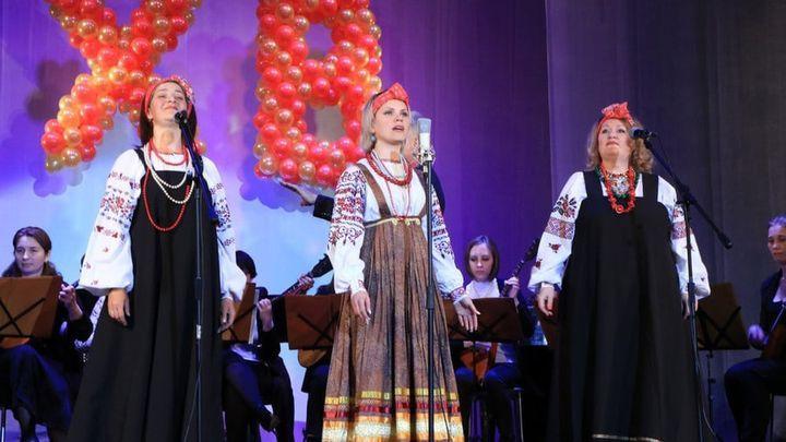 В Новомосковске прошел благотворительный вечер