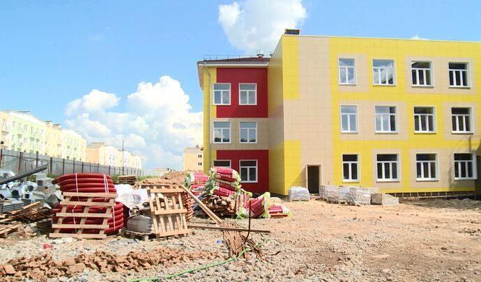 Застройщики школ и детсадов в Тульской области получат льготу
