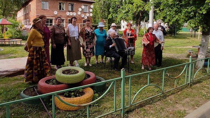 В Заокском отметили День соседей