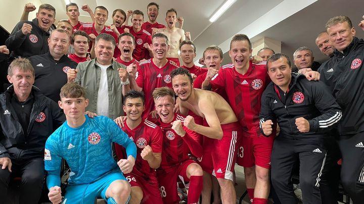 «Химик-Арсенал» одержал четвёртую победу подряд