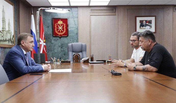 Алексей Дюмин пообещал компенсировать часть потерь организаторам «Дикой мяты»