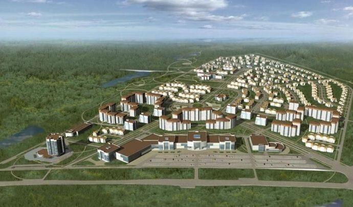 На строительство нового микрорайона в Туле направят инфраструктурные облигации
