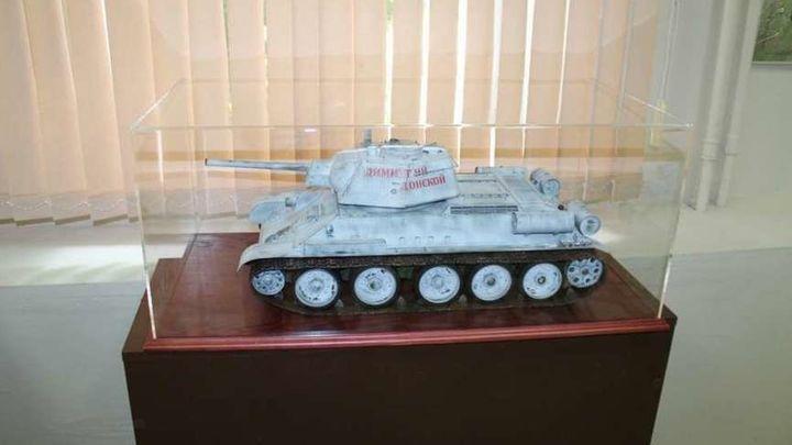 Пройти боевой путь танковой колонны «Дмитрий Донской» смогут новомосковцы