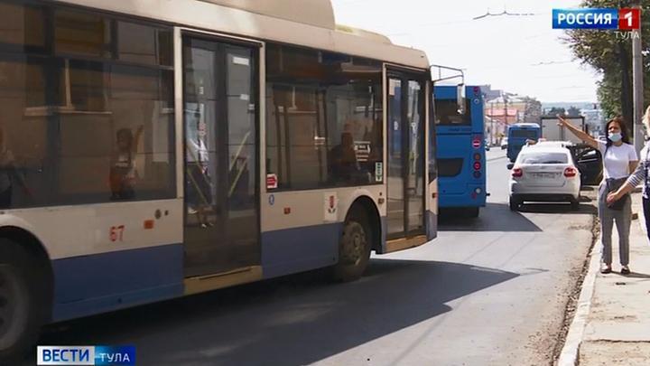 В Туле увеличилась стоимость проезда при  оплате банковской картой
