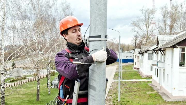 «Ростелеком» расширил сеть оптического доступа для сельских жителей Тульской области