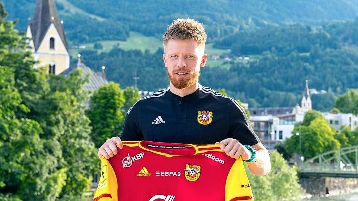 Иван Новосельцев вернулся в «Арсенал»