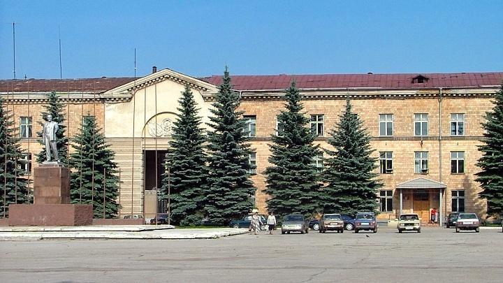 Администрация Щёкинского района