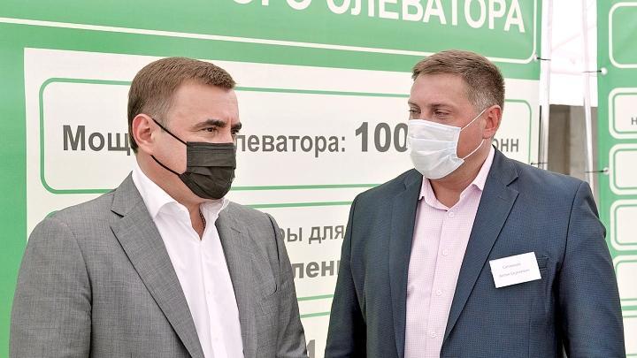Алексей Дюмин и Антон Сапожников («Возрождение»)