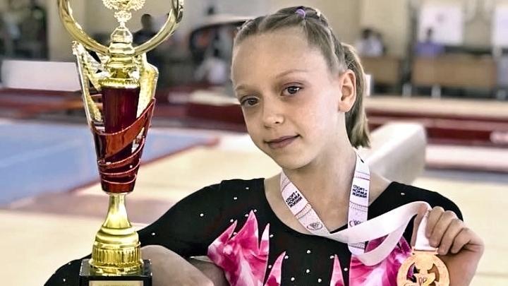 Дарья Рапшина