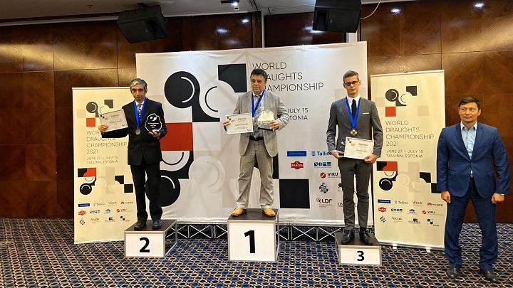 Александр Гетманский – вице-чемпион мира
