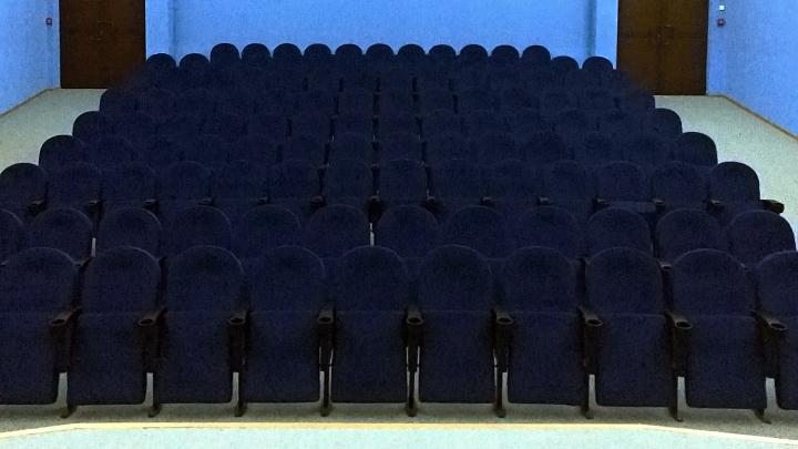 Кинотеатр в Богородицке