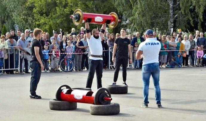 В Узловой пройдёт всероссийский турнир по силовому экстриму «Русский дух»
