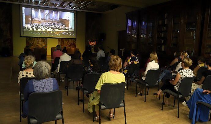 В Тульской областной библиотеке открылся виртуальный концертный зал