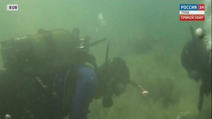 Тульские историки-аквалангисты отправляются в Крым