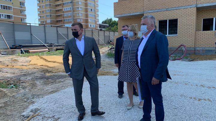 В Тульской области за год построят около 700 тысяч кв. метров жилья