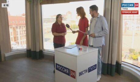 Интервью. Парашютист Марина Ерохина