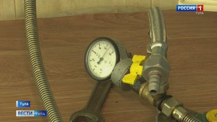 В одном из тульских общежитий в ходе плановой проверки обнаружили утечку газа