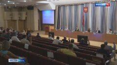 Тульские городские депутаты подвели итоги весенне-летней сессии