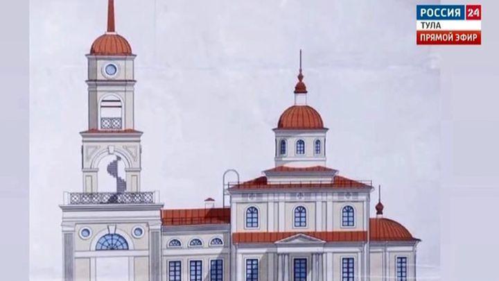 В Бунырево на месте разрушенной церкви возведут храмовый комплекс