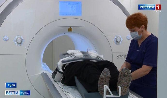 В Тульской области откроются ещё три центра амбулаторной онкопомощи