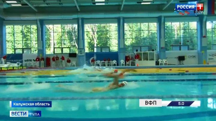 Тульские пловцы завоевали 5 наград Кубка России