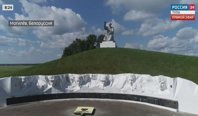 Фильм ГТРК «Тула» расскажет о подвиге туляков в Белоруссии