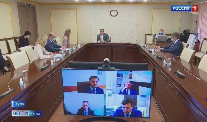Губернатор Тульской области провел личный прием граждан
